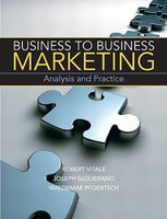 Business to Business Marketing   9780136058281