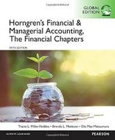 9781292117102 | Horngren's Financial & Managerial Accounting, the Financial Chapters