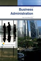 Business administration   9789001809768