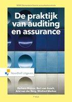 9789001867126   Elementaire theorie accountantscontrole - De praktijk van auditing en assurance