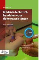 9789036809184   Basiswerk AG - Medisch-technisch handelen voor doktersassistenten