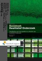Basisboek kwalitatief onderzoek | 9789001807702