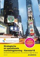 9789001853150   Strategische en operationele marketingplanning- Kernstof B