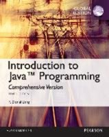 Intro to Java Programming, Comprehensive Version, Global Edition | 9781292070018