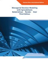 9781292024196 | Managerial Decision Modeling with Spreadsheets: Pearson International Edition