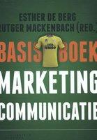 Basisboek marketingcommunicatie   9789046905227