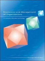 9780077099923 | Economics and Management of Organizations