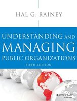 9781118583715 | Understanding and Managing Public Organizations