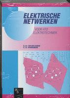 9789055742622   Elektrische netwerken voor HTO Elektrotechniek