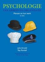 9789043033756 | Psychologie van arbeid en organisatie