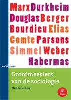 Grootmeesters van de sociologie | 9789059317291