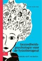9789031381203   Gezondheidspsychologie voor de fysiotherapeut