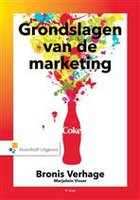 Grondslagen van de marketing | 9789001853174