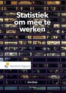 Statistiek om mee te werken | 9789001877170