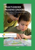 Praktijkboek passend onderwijs   9789001866228