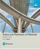 9781292177915 | Statics and Mechanics of Materials in SI Units