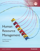 Human Resource Management, Global Edition | 9781292152103