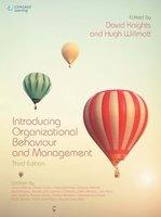 Introducing Organizational Behaviour and Management | 9781473726642