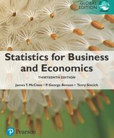9781292227085 | Statistics for Business and Economics, Global Edition