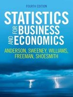 Statistics for Business and Economics | 9781473726567