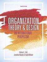 Organization Theory and Design | 9781473726383