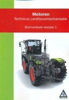 9789066745360 | Bronnenboek Motoren Technicus Landbouwmechanisatie