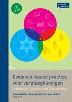 9789089538147 | Evidence-based practice voor verpleegkundigen