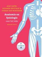 Anatomie en fysiologie voor het MBO | 9789043037303