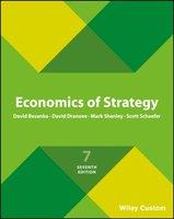 Economics of Strategy | 9781119378761