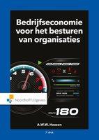 9789001900083 | Bedrijfseconomie voor het besturen