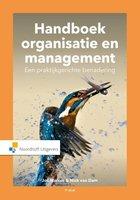 9789001895600 | Handboek Organisatie en Management. Een praktijkgerichte benadering