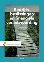 Bedrijfsbeslissingen en financiële verantwoording | 9789001829698