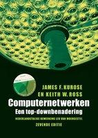 Computernetwerken, 7e editie   9789043036214