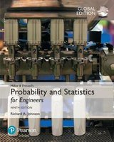 9781292176017 | Miller & Freund's Probability and Statistics for Engineers
