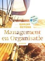 Management en organisatie | 9789043036436