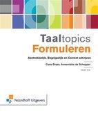 Taaltopics - Formuleren | 9789001862480