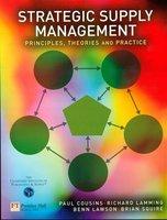 Strategic Supply Management | 9780273651000