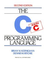 The C Programming Language | 9780131103627