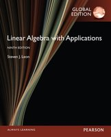 Linear Algebra with Applications | 9781292070599