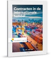 Contracten in de internationale handel | 9789001875558