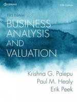 Business Analysis and Valuation | 9781473758421