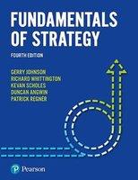 Fundamentals of Strategy | 9781292209067