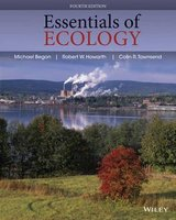 Essentials of Ecology 4E | 9780470909133