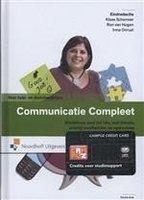 Communicatie compleet deel Studieboek | 9789001816735
