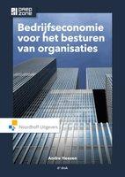 9789001867201 | Bedrijfseconomie voor het besturen van organisaties