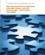 9781292024011 | Object-Oriented Software Engineering Using UML, Patterns, and Java: Pearson International Edition
