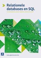 Relationele databases en SQL   9789039527146