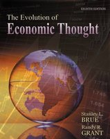 The Evolution of Economic Thought | 9781111823672