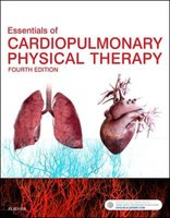 9780323430548 | Essentials of Cardiopulmonary Physical Therapy
