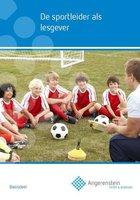 De sportleider als lesgever basisboek SB   9789037226393